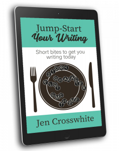 Jump Start your writing: short bites to get you writing today